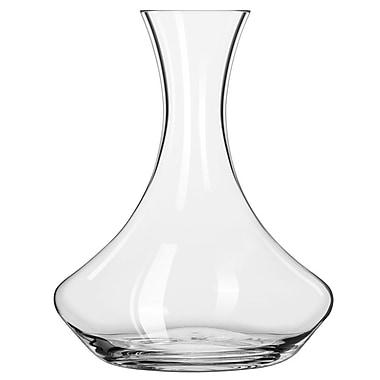Libbey Vina Wine Decanter, 60 oz, 2/Pack