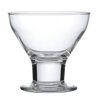 Libbey – Bol à dessert en verre Catalina, 10 oz, 36/paquet