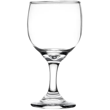 Libbey Embassy Wine Glass, 8 1/2 oz, 24/Pack