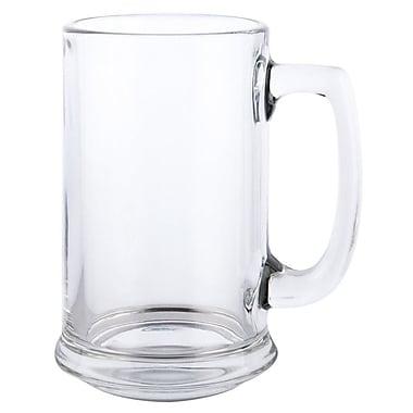 Libbey – Chope à bière, 15 oz, 12/paquet