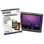 "Epson ® Heavyweight Premium Matte Presentation Paper, 10"" x 8"", White, 50 Sheets/Pack (S041467)"