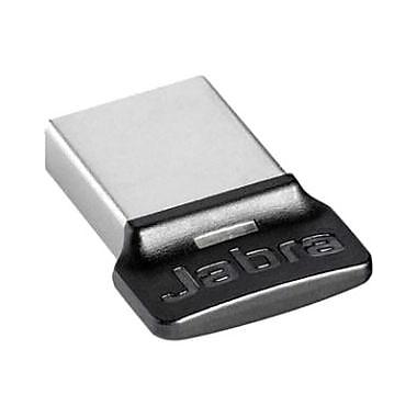 Jabra® USB 2.0 Network Adapter, Gray/Silver (14208-01)