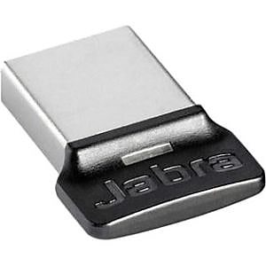 Jabra® USB 2.0 Network Adapter, Gray/Silver (14208-01)