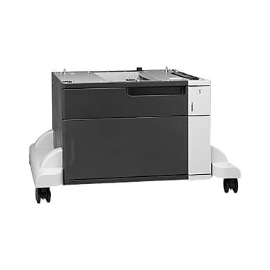 HP LaserJet 1x500-sheet Feeder with Cabinet and Stand, (CF243A)