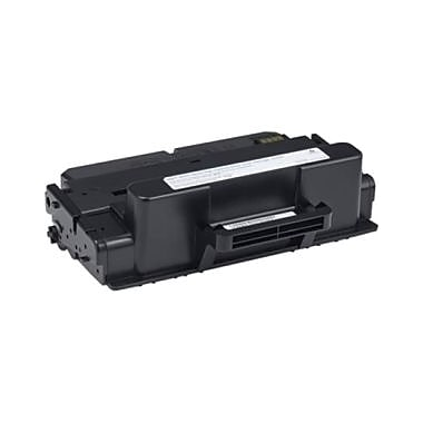 Dell Toner Cartridge, Laser, High Yield, Black, (C7D6F)
