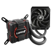 LEPA All-In-One Ceramic Bearing Liquid CPU Cooler, 103.6 CFM (LPWAC120-HF)
