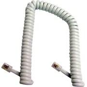 Calrad Electronics 25 White Handset Cord