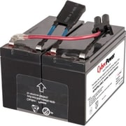 Cyberpower 12 VDC 7000 mAh UPS Replacement Battery Cartridge for PR750LCD UPS (RB1270X2B)
