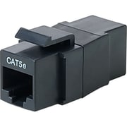 Belkin   Cat5 Inline Coupler, Black (R6D011) (R6D011)