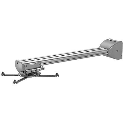Atdec Telehook ProAV Single Stud Short Throw Projector Wall Mount, Silver (TH-PS-S)