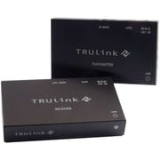 C2G ® TruLink 29210 1.5 m HDMI Over Cat5 Extender Box Transmitter to Box Receiver Kit, Black