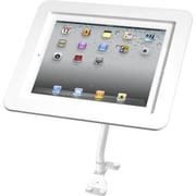 Compulocks  159W213EXENW Metal Executive Flex Arm with Enclosure for iPad 1/2/3/4/Air/Air 2, White