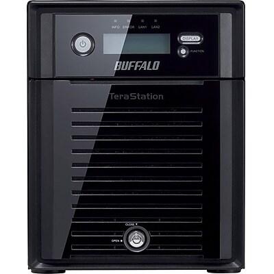 Buffalo™ TeraStation™ 5400DN WSS 4 Bay 8 TB NAS Server for PC, Mac