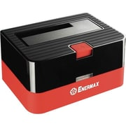 "Enermax Ultrabox 1 x 2 1/2""/3 1/2"" External Serial ATA/600 Drive Dock (EB310SC)"
