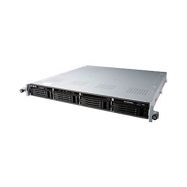 Buffalo TeraStation 1400R TS1400R0804 NAS Server, 1 x ARM Dualcore (2 Core) 1.20 GHz, 4 x Total Bays, 8 TB HDD