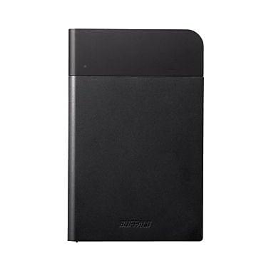 Buffalo MiniStation Extreme HDPZN2.0U3B 2 TB External Hard Drive, USB 3.0, SATA, Portable, (HD-PZN2.0U3B)
