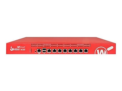 WatchGuard Firebox WGM20003 8 Port Network Security Firewall Appliance