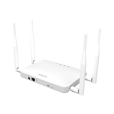 EnGenius® ECB1200 1.17 Gbps Dual Band Indoor Wireless Access Point/Ethernet Bridge, White