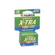 Fujifilm - Film Superia High Speed 24 Exposure Film 15719759