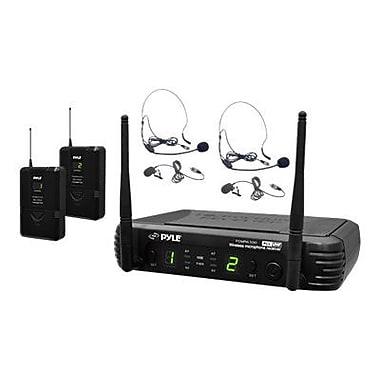 Pyle®Pro® Professional Premier PDWM3400 UHF Wireless Microphone System