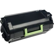 Lexmark Unison Toner Cartridge, Laser, High Yield, Black, (62D1H0E)