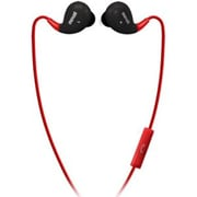 Maxell  (192005) Pure Fitness PFIT-1 Wired Stereo Black/Red Earset