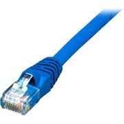 Comprehensive® Cat6-10BLU-USA 10' RJ-45 to RJ-45 Male/Male Cat6 Snagless Patch Cable, Blue