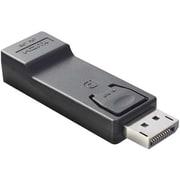 Comprehensive® DPM-HDF DisplayPort to HDMI Male/Female Adapter, Black