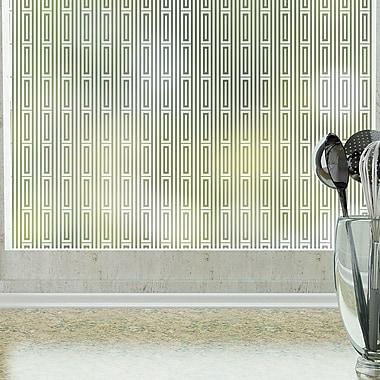 Odhams Press Roman Privacy Window Film; 48 H X 36 W
