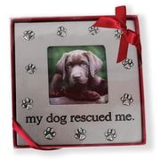 DEI Zi ''My Dog Rescued Me'' Picture Frame