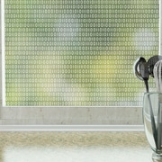 Odhams Press Bits and Bytes Privacy Window Film; 48  H X 36  W