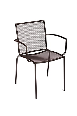 BFMSEATING Vista Stacking Patio Dining Chair