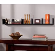 Wildon Home   Ryan Shelf; Black