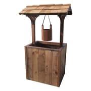 SamsGazebos Wood Planter Box