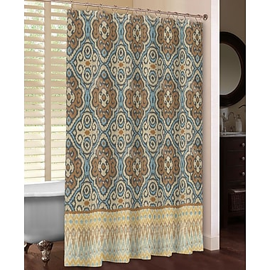 LauralHome Persian Patchwork Antique II Shower Curtain