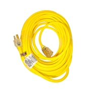 Power Joe 14 Gauge 50 Ft Low Temp Extension Cord with Lighted End