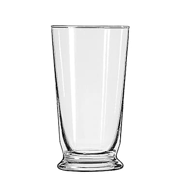 Libbey Footed Soda Glass, 12 1/4 oz, 36/Pack