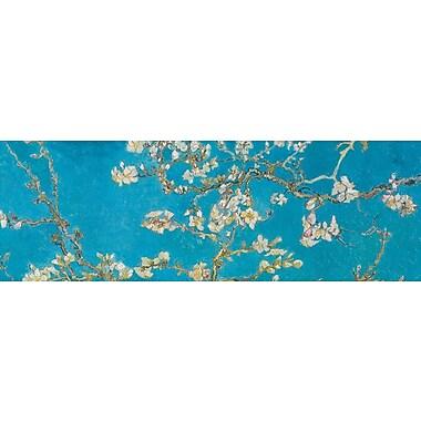 Affiche Amandier en fleurs de Van Gogh, 11 3/4 x 36 po