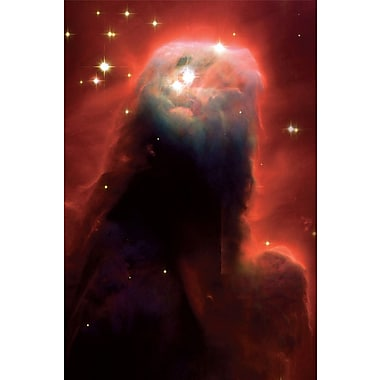 Affiche NASA nébuleuse du Cône NGC 2264, 24 x 36 po