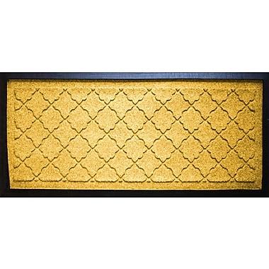 Bungalow Flooring Aqua Shield Cordova Boot Tray; Yellow