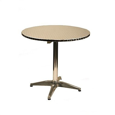 Alston 36'' Round Top Aluminum Table