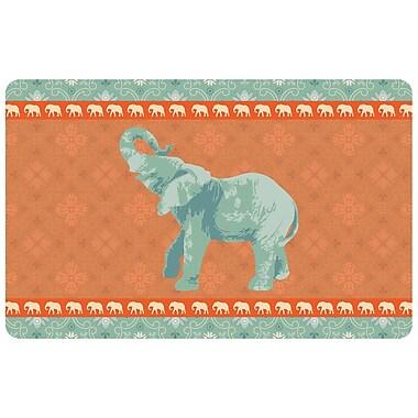 Bungalow Flooring Surfaces Elephant 6 Accent Doormat