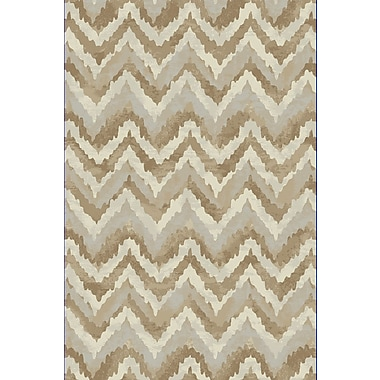 Dynamic Rugs Melody Ivory/Beige Area Rug; 5'3'' x 7'7''