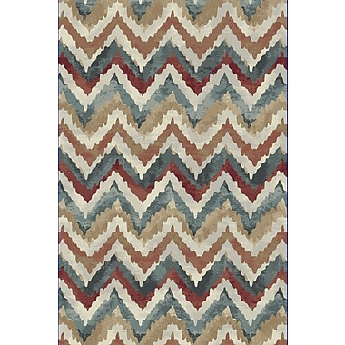 Dynamic Rugs Melody Area Rug; Runner 2'2'' x 7'10''