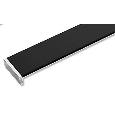 ZEN Design Linea Handle Center; Chrome / Black