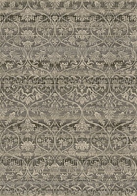 Dynamic Rugs Eclipse Taupe Area Rug; Rectangle 5'3'' x 7'7''