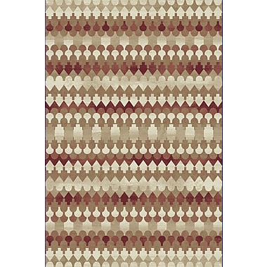 Dynamic Rugs Melody Beige Area Rug; Runner 2'2'' x 10'10''