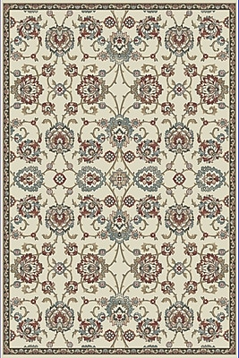 Dynamic Rugs Melody Ivory Area Rug; 3'11'' x 5'3''