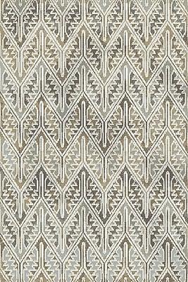 Dynamic Rugs Royal Treasure Gray/Beige Area Rug; Rectangle 3'6'' x 5'6''