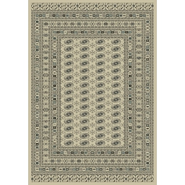 Dynamic Rugs Utopia Cream Area Rug; 7'10'' x 10'10''